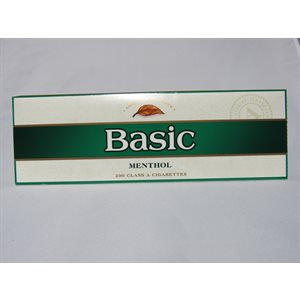 BASIC MENTHOL SOFT KING