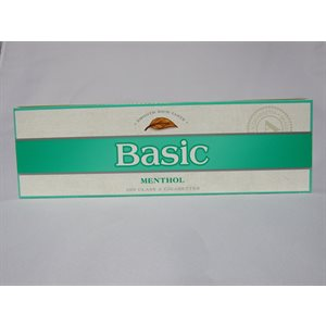 BASIC MENTHOL SILVER BOX KING