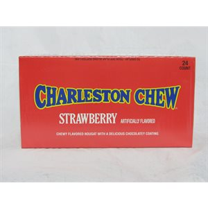 CHARLESTON CHEW STRAWBERRY 24CT