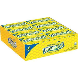 LEMONHEAD .25 CHEWY 24CT