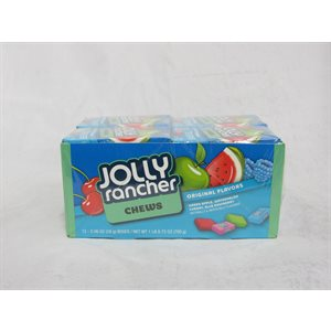 JOLLY RANCHER FRUIT CHEW 12CT