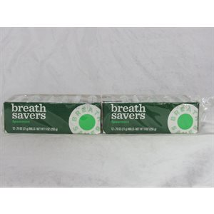 BREATH SAVER SPEARMINT 24CT