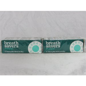 BREATH SAVER WINTERGREEN 24CT