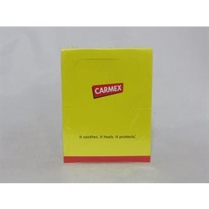CARMEX LIP BALM .25OZ JARS 12CT