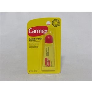 CARMEX LIP TUBE 12CT