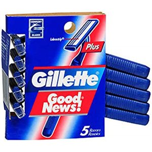 GOOD NEWS RAZOR 5PK EACH
