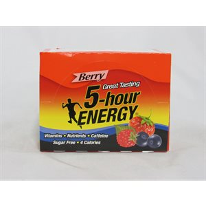 5-HOUR ENERGY BERRY 12CT