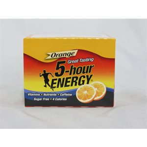 5-HOUR ENERGY ORANGE 12CT