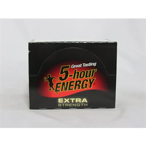5-HOUR ENERGY EXTRA BERRY 12CT