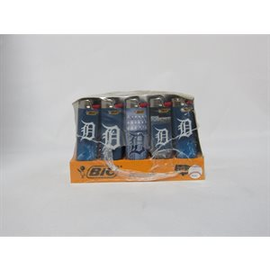 LIGHTER-BIC TIGERS 50CT