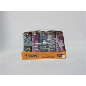 LIGHTER-BIC LIONS 50CT