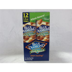 BD WHOLE NATURAL ALMOND 1.5 / 12