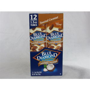 BD TOASTED COCONUT ALMOND 1.5 / 12