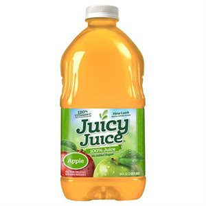 JUICY JUICE APPLE 8 / 64OZ