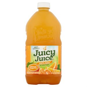 JUICY JUICE ORANGE TANGERINE 8 / 64OZ