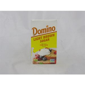 DOMINO LIGHT BROWN SUGAR 1#