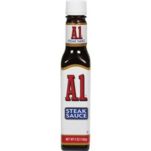 A-1 STEAK SAUCE 5OZ EACH