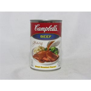 CAMPBELL GRAVY BEEF EACH