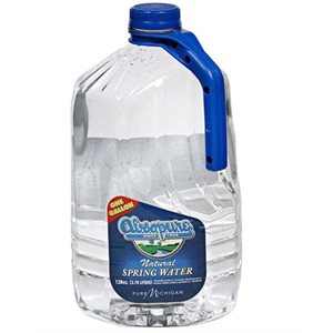 ABSOPURE SPRING WATER 128OZ / 6CT