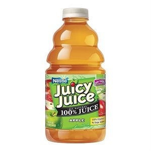 JUICY JUICE APPLE 8 / 48OZ