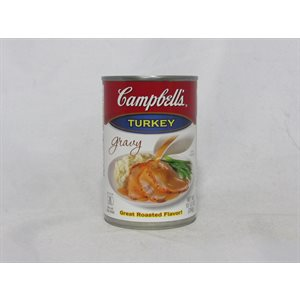 CAMPBELL GRAVY TURKEY 10.5OZ EACH