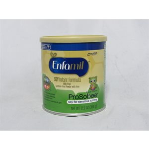 ENFAMIL PROSOBEE POWDER 12.9OZ / 6CT