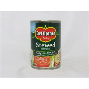 DEL MONTE STEWED TOMATOES 14.5OZ