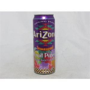 ARIZONA FRUIT PUNCH 23Z / 24CT