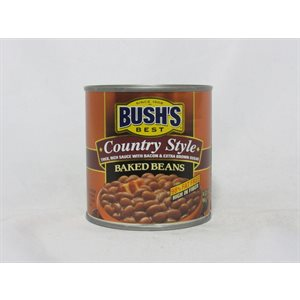 BUSHS BEANS COUNTRY STYLE 16OZ