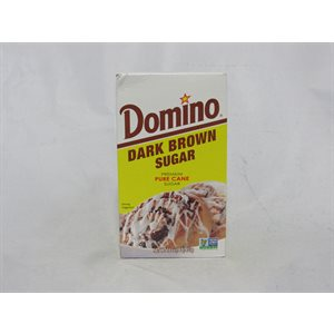 DOMINO DARK BROWN SUGAR 1#