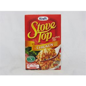 STOVE TOP STUFFING CHICKEN 6OZ
