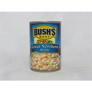 BUSHS GREAT NORTH BEANS 15.8OZ
