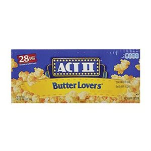 ACT II BUTTER LOVER 28CT