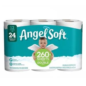 !TOIL TISS - ANGEL SOFT 24CT