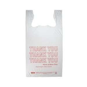 1 / 6 THANK YOU BAG WHITE 800CT