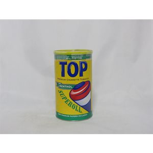 TOP SUPEROLL CAN MENTHOL 3.5Z