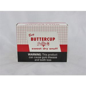 BUTTERCUP SWEET SNF 12CT