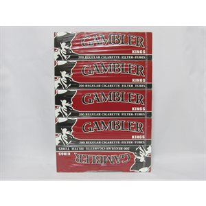 GAMBLER TUBES REGULAR 5CT