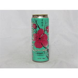 ARIZONA XTRA SWEET GREEN TEA 23Z / 24CT