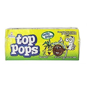 !DORVAL TOP POPS PINA COLADA 48CT