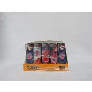 LIGHTER-BIC PISTONS 50CT