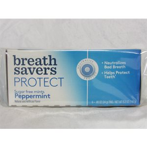 !BREATH SAVER PROTECT PEPP 6CT