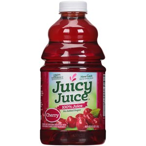JUICY JUICE CHERRY 8 / 48OZ