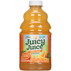JUICY JUICE ORANGE TANGERINE 8 / 48OZ
