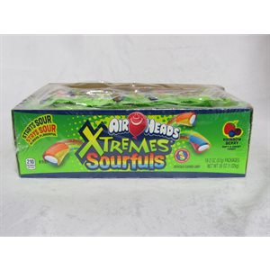 AIRHEAD XTREME SOURFULS 18CT