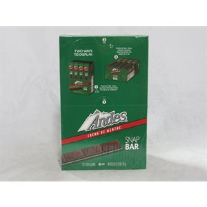 ANDES MINT SNAP BAR 24CT