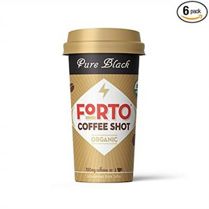 !FORTO COFFEE BLACK 6CT