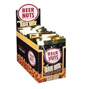 *BEER NUT BAR MIX 1.9Z / 12CT