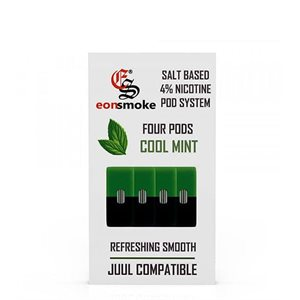 !EON SMOKE COOL MINT 4% 5CT