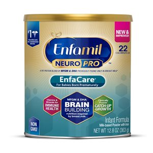 ENFAMIL ENFACARE NEUROPRO POWDER 12.8Z / 6CT